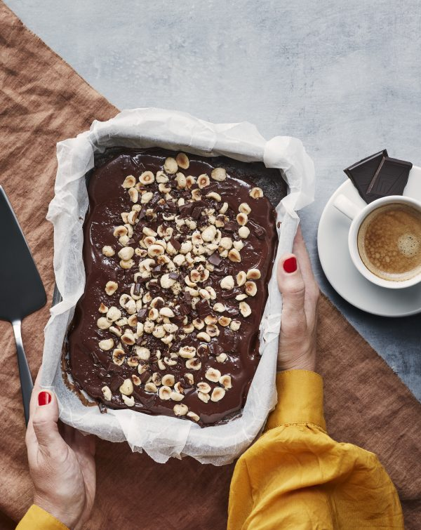 IKEA Belöning Black Bean Brownie