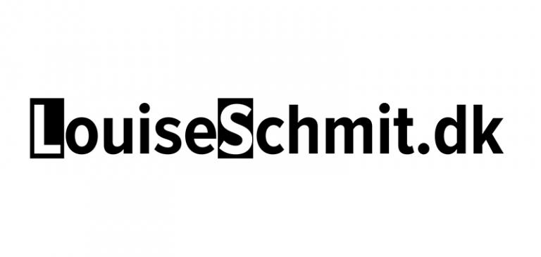 logo louiseschmit.dk