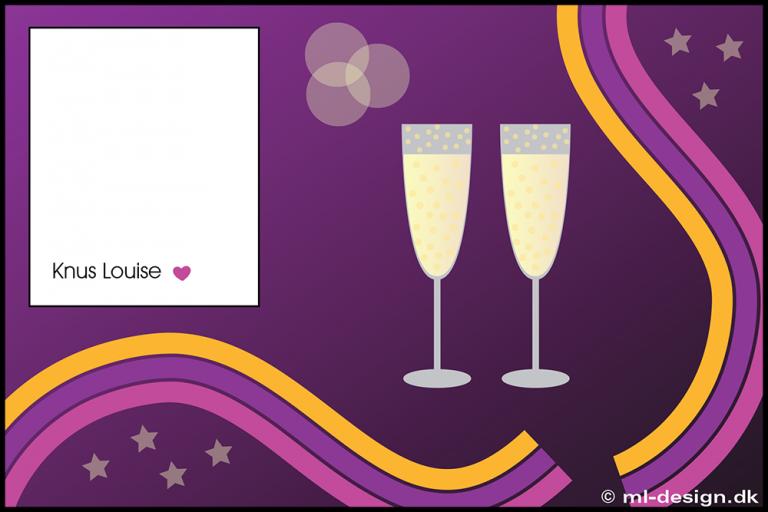 invitation kort