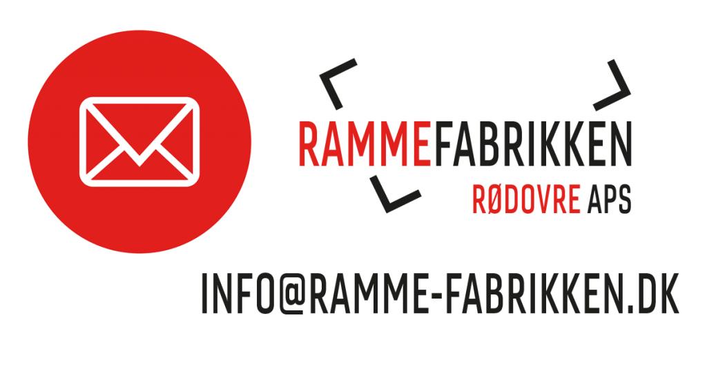 Rammefabrikken Rødovre e-mail