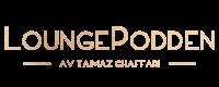 Loungepodden logo