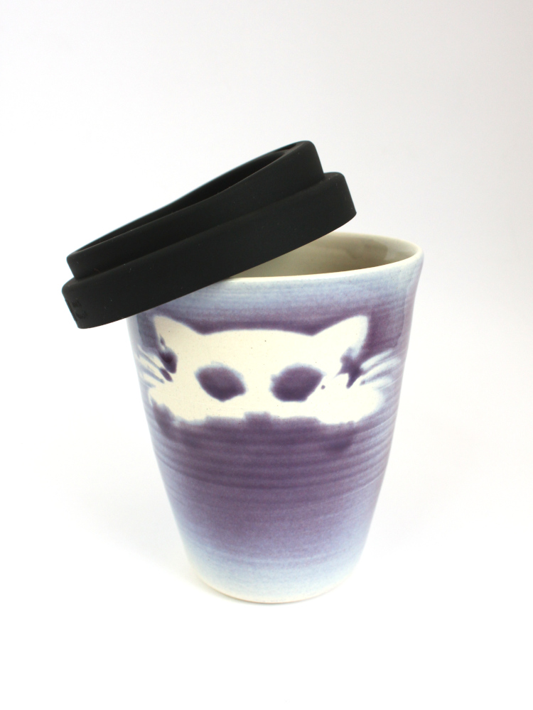 Customised ceramic cup