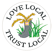 Love Local Trust Local Awards Logo