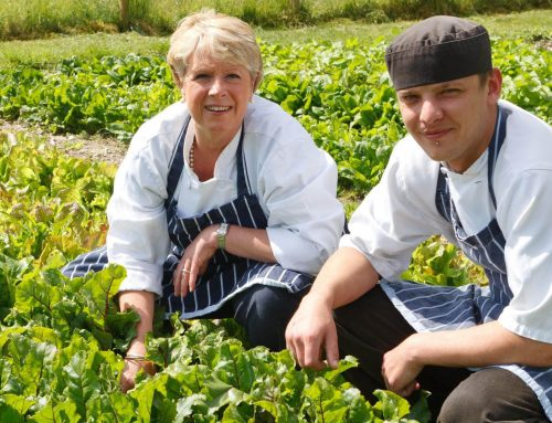 Dorset farm create unique food label to honour local producers