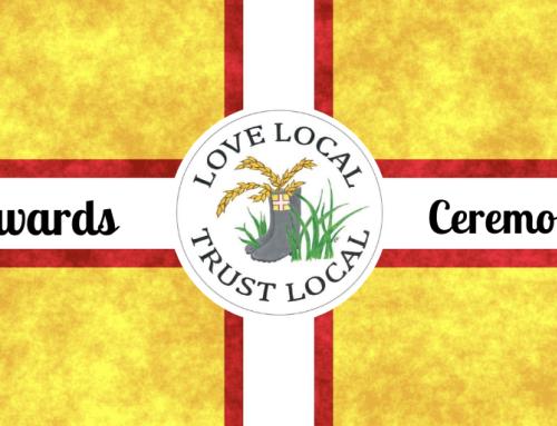 Love Local Trust Local Award Ceremony