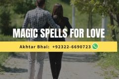 Magic spells for love