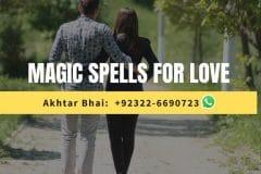 Magic spells for love