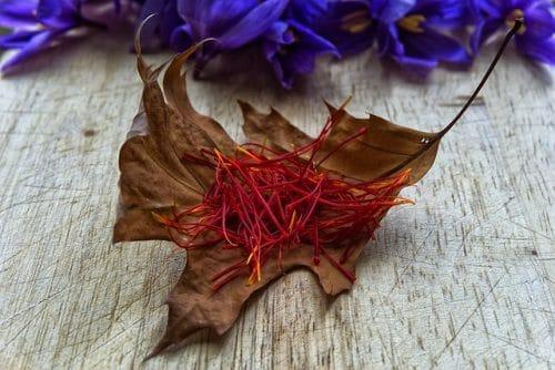 saffron use for a love spell