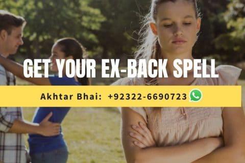 ex back spell