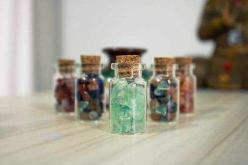 Crystals for spirits