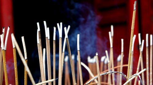 Chanting Incense