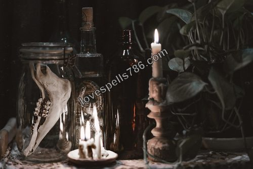 ritual of protection spells