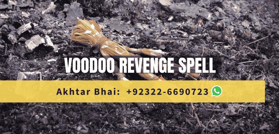 voodoo revenge spell