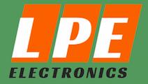 LPE ELECTRINICS LOGO