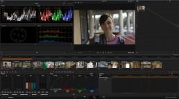 color grading videoproduktion