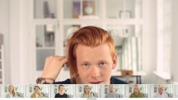 SEEKNSPEAK Videoscreening reklamefilm