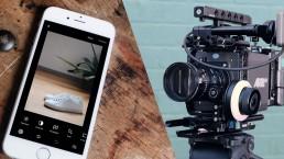 mobilvideo eller professionel videoproduktion