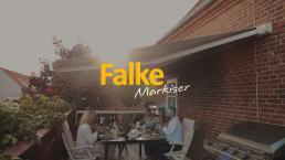 Falke markiser reklamefilm videoproduktion køge