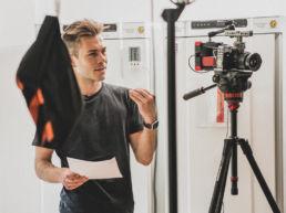 Peter lrsn directing