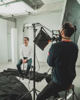 Apendo behind the scenes LRSN studio interview
