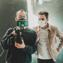 Apendo behind the scenes LRSN studio