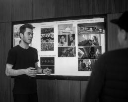 Apendo behind the scenes LRSN studio peter