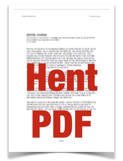 PDF-knap