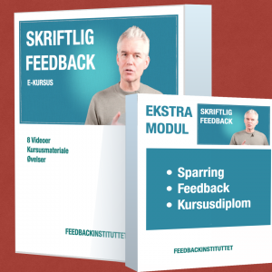Skriftlig Feedback PLUS