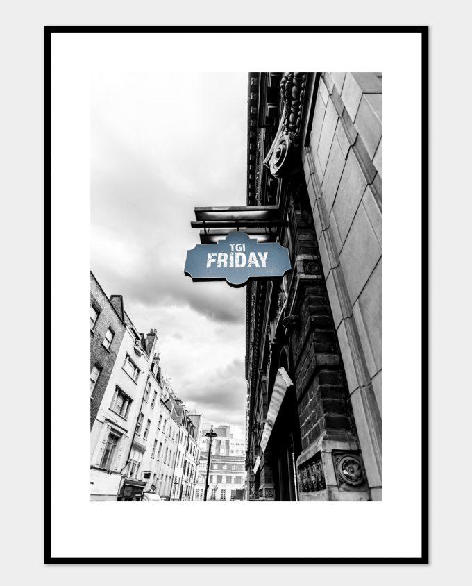 London TGIF