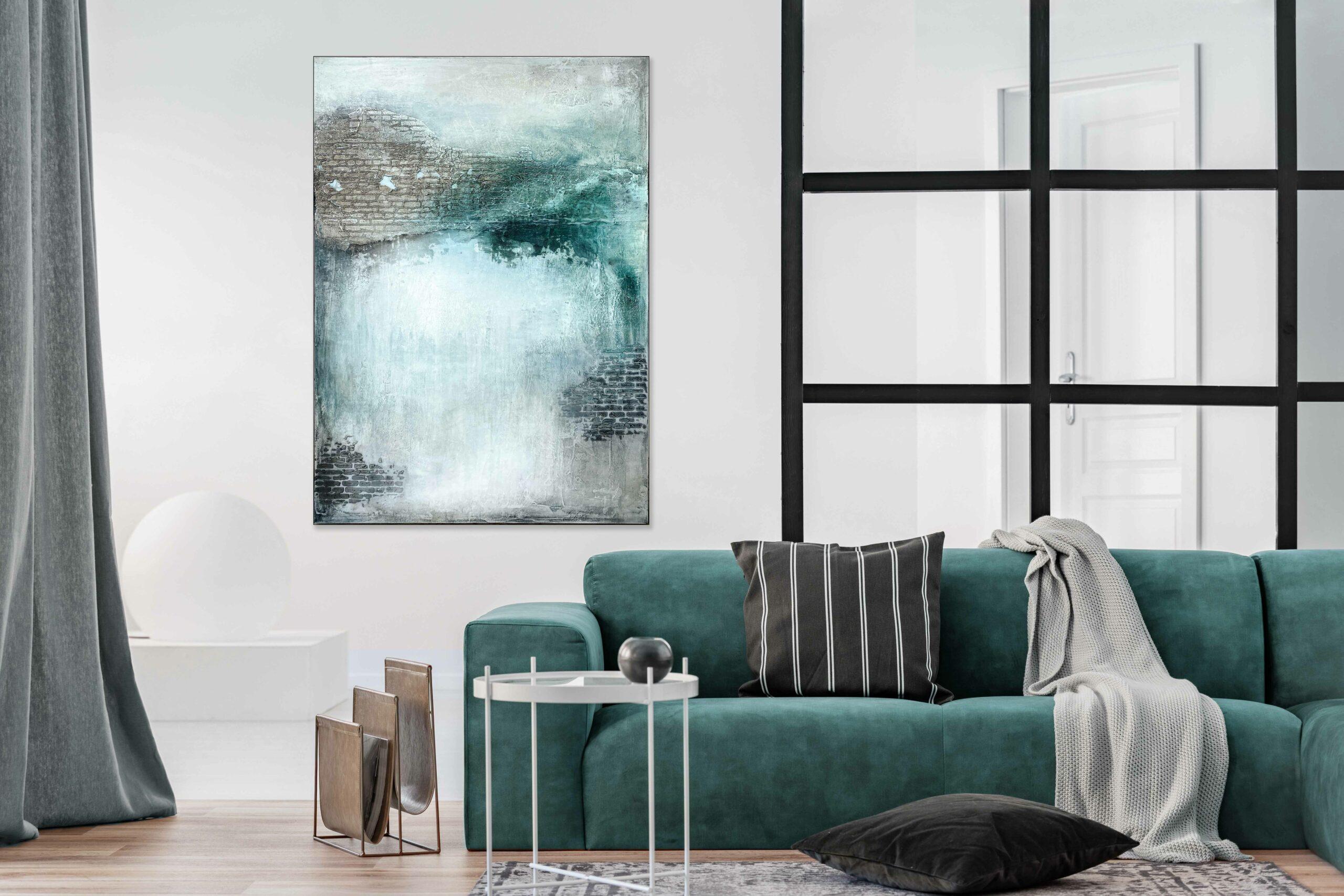 times-past2-abstrakt-tavla-av-linda-strömberg-art