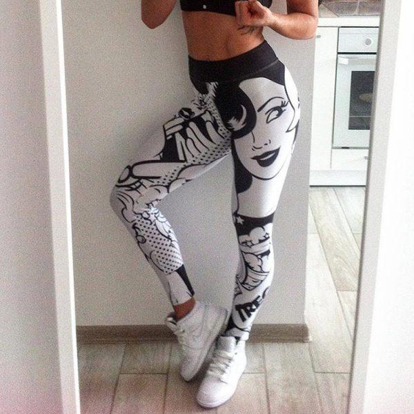 i love squats black front