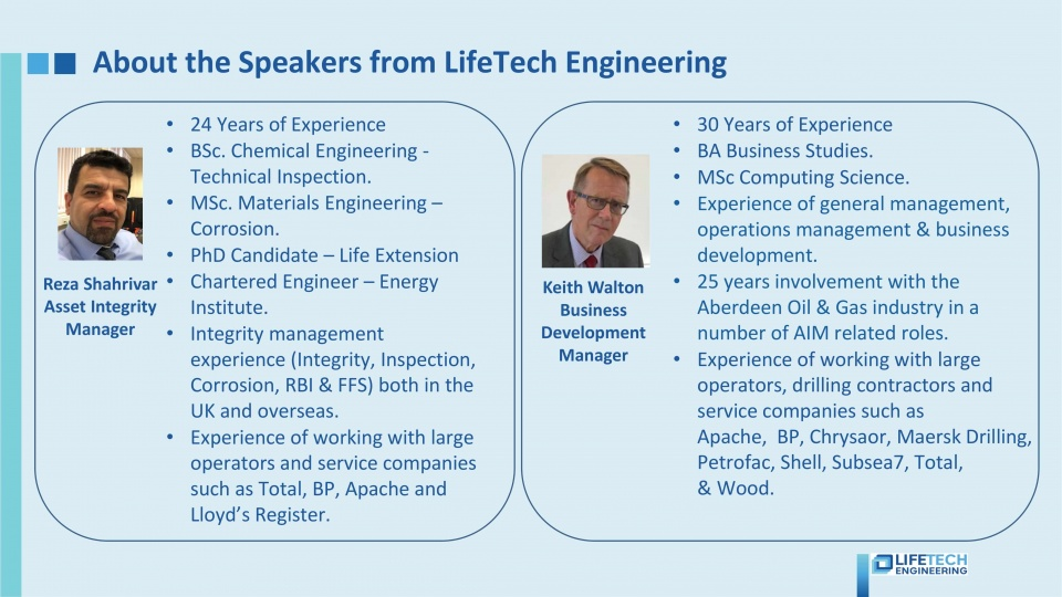 03 speakers of lifetech engineering