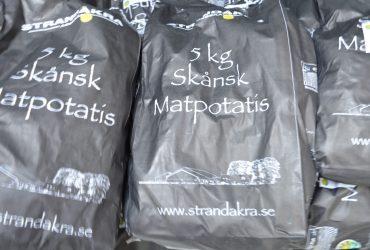 SKÅNSK MATPOTATIS 5KG FÖR 24,95 KR