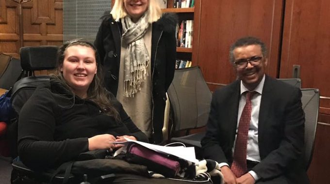 To Friendship & A Collaborative Partnership; My Meeting With Dr Tedros, Director General Of The World Health Organisation