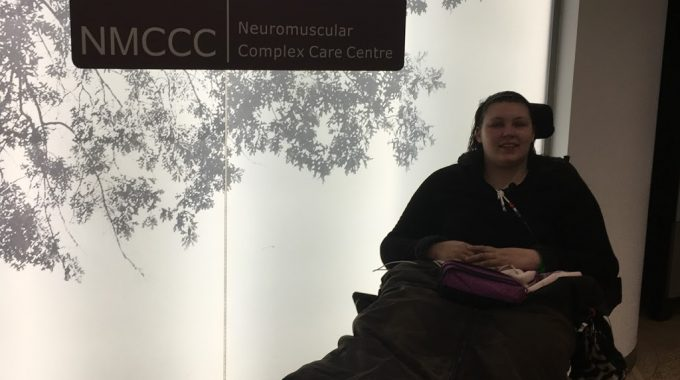 Hope For A Diagnosis: My NMCCC Admission March 2018 For A Muscle Biopsy