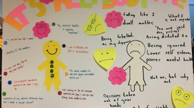 NHS Peer Leadership Academy: Day 3 (second Residential)