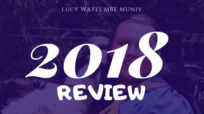 2018 – What A Year! & Looking Ahead To 2019