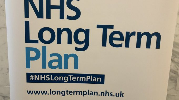 Sitting On The NHS Assembly & Supporting Implementation Of The NHS Long Term Plan