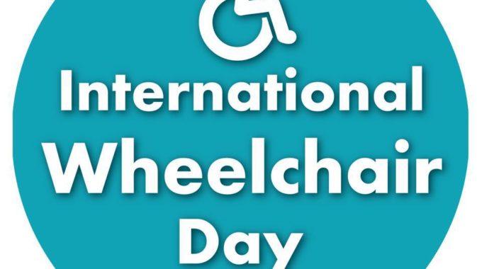 International Wheelchair Day – 1st March 2020