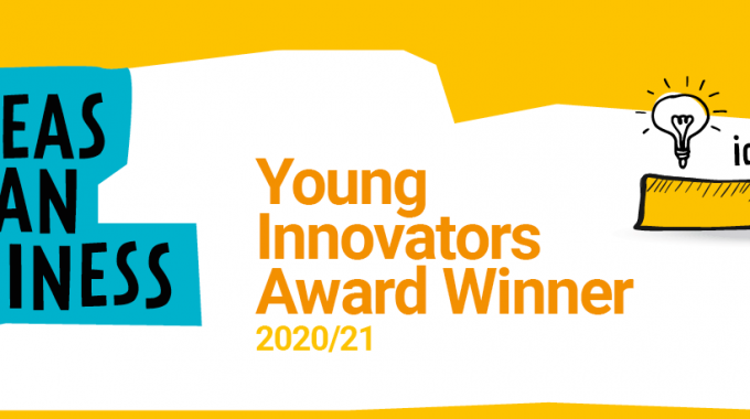 Young Innovator Award Winner 2020/21