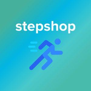 Stepshop logo