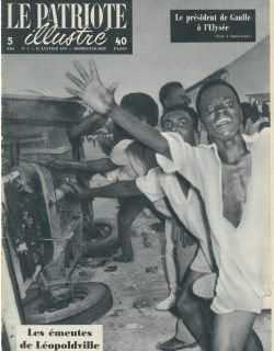 Patriote Illustré janvier 1959