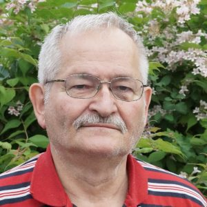 Klubbens første æresmedlem Søren Svorin
