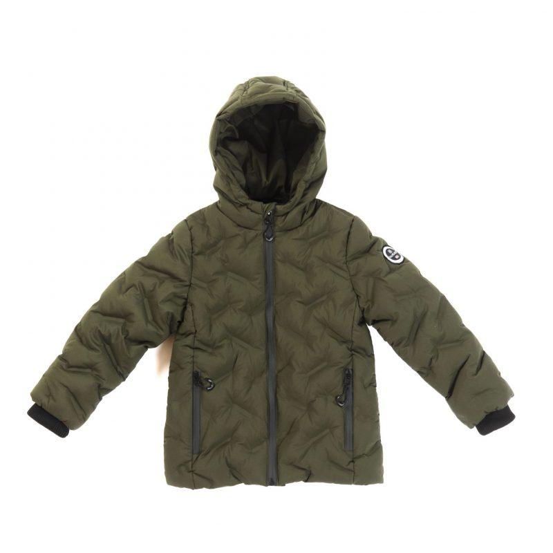 15153 - Hustle Jacket Boy - Army