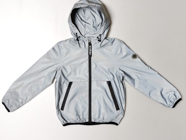 15244 - Reflective Jacket - Silver
