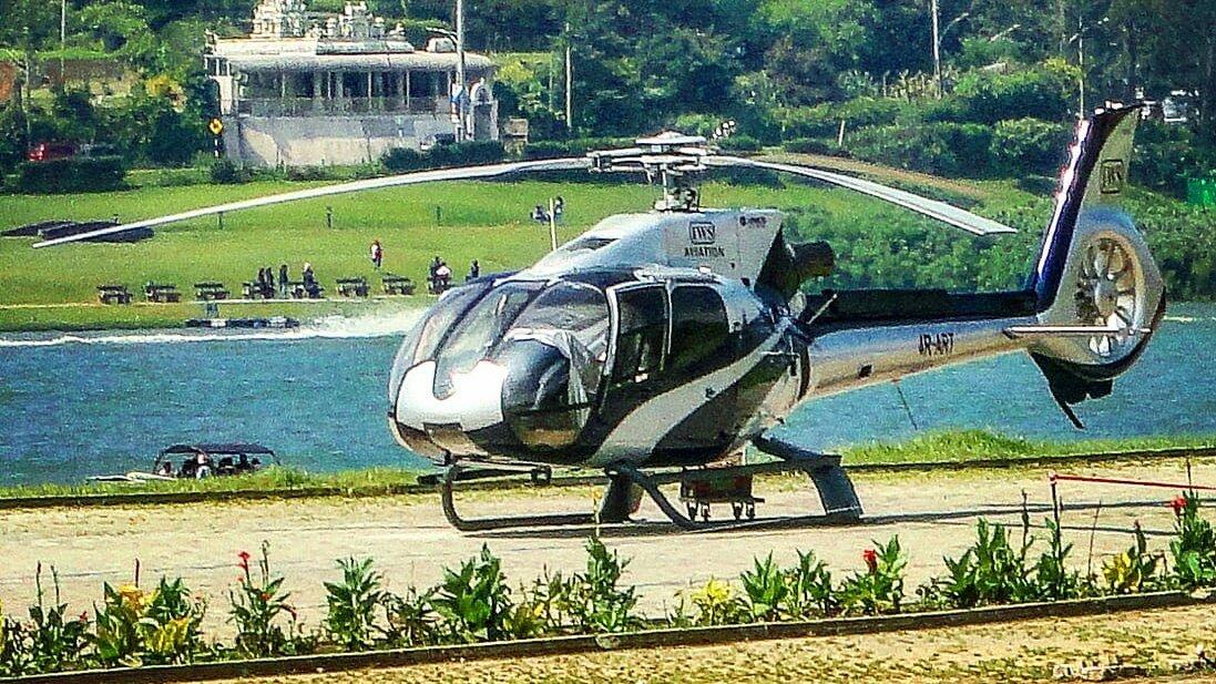 AIRBUS EC 130 B4