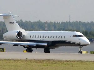 BOMBARDIER GLOBAL EXPRESS BD-700-1A10
