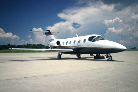 Beechjet-400