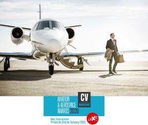 Luxo Air CV Magazine
