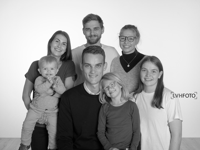 Søskende m. familie